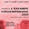 Salon de l'estampe contemporaine 2020